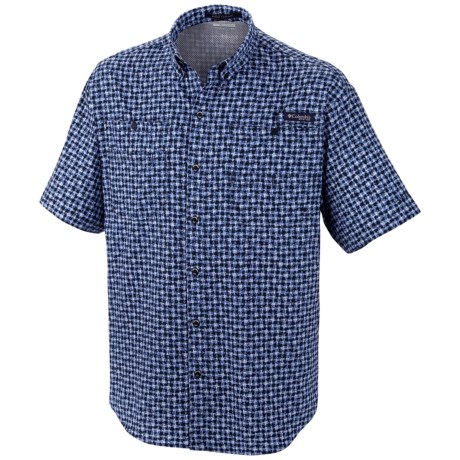 Columbia Sportswear PFG Super Tamiami Shirt - UPF 40, Short Sleeve (For Men)