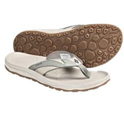 Columbia Sportswear PFG Techsun Flip III Sandals (For Men) in Sage