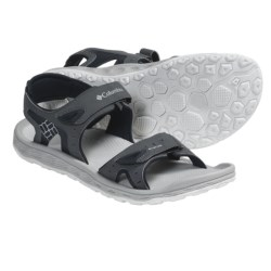 Columbia Sportswear PFG Techsun III Sandals - Leather (For Men) in Charcoal