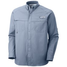 Columbia Sportswear PFG Terminal Zero Shirt - UPF 50, Long Sleeve (For Men) in Beacon - Closeouts