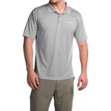 Columbia Sportswear PFG ZERO Rules Omni-Freeze® ZERO Polo Shirt- UPF 30, Short Sleeve (For Men) in Cool Grey - Closeouts