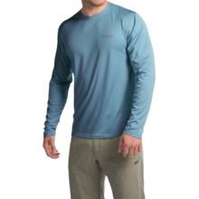 Columbia Sportswear PFG Zero Rules Shirt - UPF 30, Long Sleeve (For Men) in Steel - Closeouts