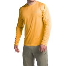 Columbia Sportswear PFG Zero Rules Shirt - UPF 30, Long Sleeve (For Men) in Stinger - Closeouts
