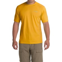 Columbia Sportswear PFG Zero Rules Shirt - UPF 30, Short Sleeve (For Men) in Stinger - Closeouts