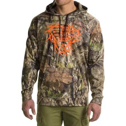 Columbia Sportswear PHG Camo Antler Hoodie (For Men) in Mossy Oak Breakup Country - Closeouts
