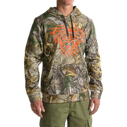 Columbia Sportswear PHG Camo Antler Hoodie (For Men) in Realtree Xtra - Closeouts
