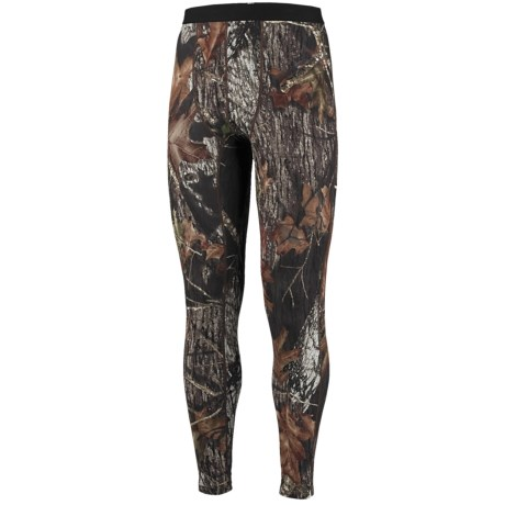 Columbia Sportswear PHG Camo Omni-Heat® Tights - Heavyweight (For Men) in Breakup
