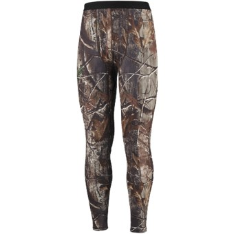 Columbia Sportswear PHG Camo Omni-Heat® Tights - Heavyweight (For Men) in Real Tree Ap