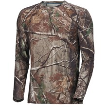 Columbia Sportswear PHG Camo Omni-Heat® Top - Heavyweight, Long Sleeve (For Men) in Real Tree Ap - Closeouts