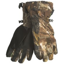 Columbia Sportswear PHG Horicon Marsh Gloves - Waterproof, Insulated (For Men) in Real Tree Ap - Closeouts