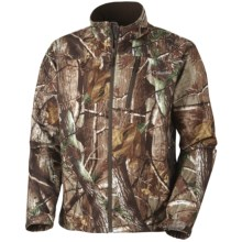 Columbia Sportswear PHG Wind Stalker Omni-Heat® Fleece Jacket (For Men) in Real Tree-Ap - Closeouts