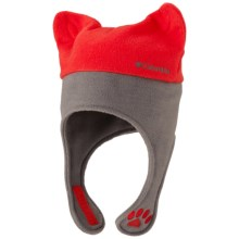 Columbia Sportswear Pigtail Hat (For Infants) in Bright Red - Closeouts