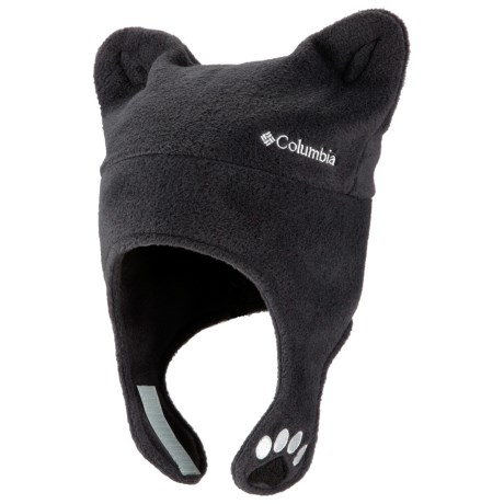 Columbia Sportswear Pigtail Hat (For Toddlers) in Black
