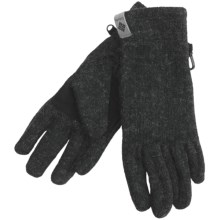 Columbia Sportswear Pike and Pine Knit Gloves (For Women) in Black - Closeouts
