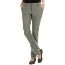 Columbia Sportswear Pilsner Peak Omni-Wick® Pants - UPF 50+ (For Women) in Cypress - Closeouts
