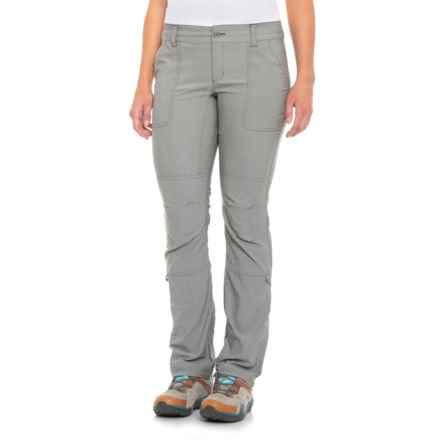Columbia Sportswear Pilsner Peak Omni-Wick® Pants - UPF 50+ (For Women) in Gravel Oxford