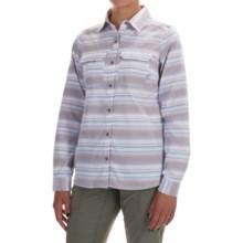 Columbia Sportswear Pilsner Peak Stripe Shirt - Omni-Wick®, UPF 50, Long Sleeve (For Women) in Enchanted Stripe - Closeouts