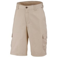 Columbia Sportswear Pioneer Peak Cargo Shorts - UPF 50 (For Men) in Fossil - Closeouts