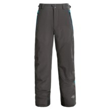 Columbia Sportswear Piste Basher Pants - Insulated (For Men) in Shark/Blue - Closeouts