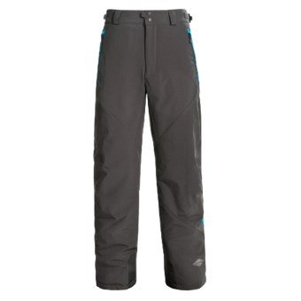 Columbia Sportswear Piste Basher Pants - Insulated (For Men) in Shark/Blue