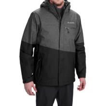 Columbia Sportswear Piste Beast Omni-Heat® Ski Jacket - Waterproof, Insulated (For Men) in Black - Closeouts