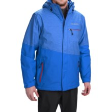 Columbia Sportswear Piste Beast Omni-Heat® Ski Jacket - Waterproof, Insulated (For Men) in Hyper Blue - Closeouts