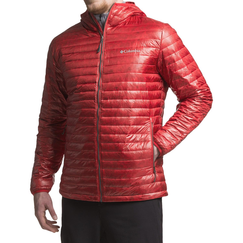 Columbia Sportswear Platinum Plus 740 Turbodown 174 Omni Heat
