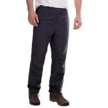 Columbia Sportswear Platte Point Pants (For Men) in Black - Closeouts