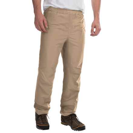 Columbia Sportswear Platte Point Pants (For Men) in British Tan - Closeouts