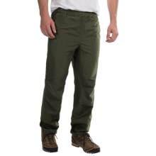 Columbia Sportswear Platte Point Pants (For Men) in Surplus Green - Closeouts