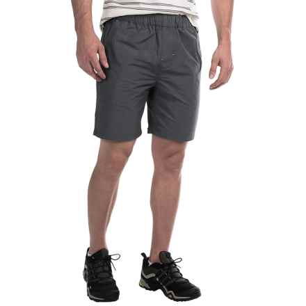 Columbia Sportswear Platte Point Shorts - UPF 15 (For Men) in Grill - Closeouts