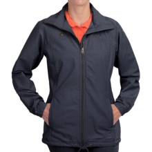 Columbia Sportswear Pleasant Cape Jacket - UPF 15 (For Women) in India Ink - Closeouts