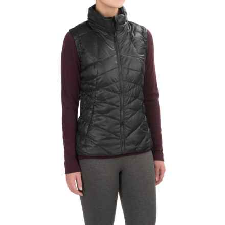 Columbia Sportswear Point Reyes Vest - Insulated (For Women) in Black - Closeouts