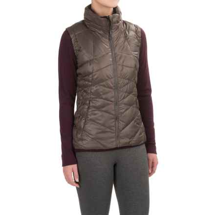 Columbia Sportswear Point Reyes Vest - Insulated (For Women) in Mineshaft - Closeouts