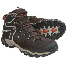 Columbia Sportswear Pole Creek Hiking Boots - Waterproof (For Men) in Stout Burnt Orange - Closeouts