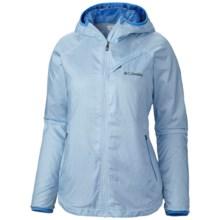Columbia Sportswear Poleta Peak Plush Omni-Shield® Jacket (For Women) in Air - Closeouts