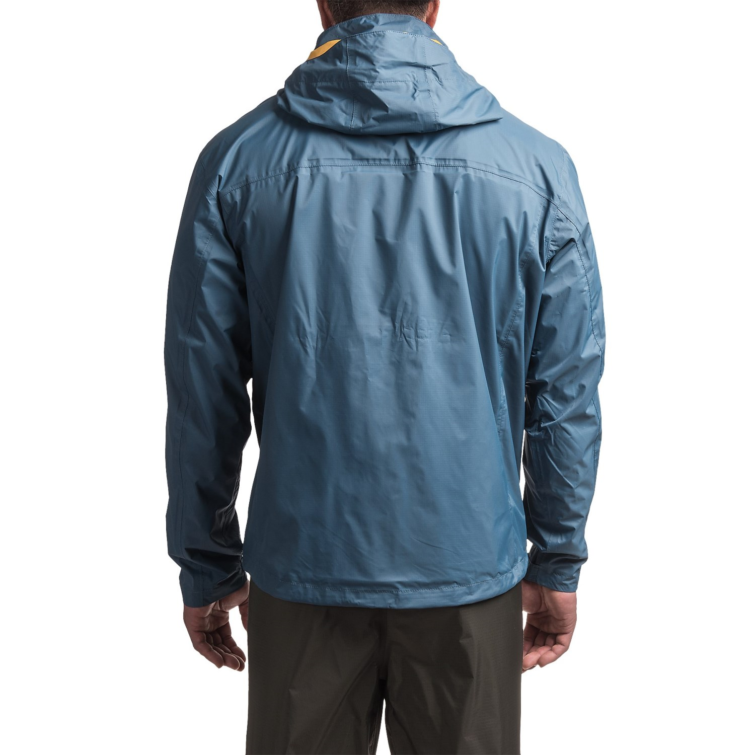 Columbia Sportswear Pouration Omni-Tech® Rain Jacket (For Big Men)
