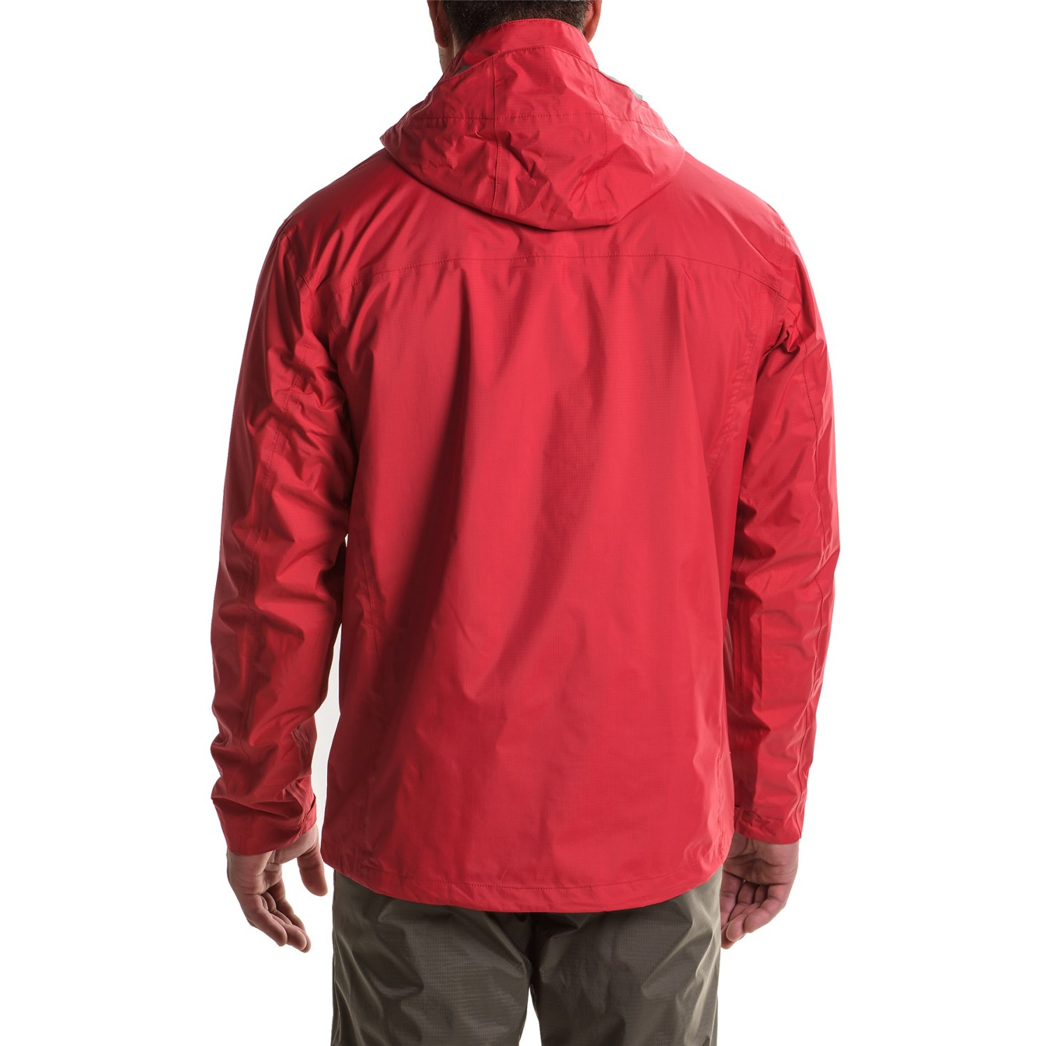 Columbia Sportswear Pouration Omni-Tech® Rain Jacket (For Tall Men)