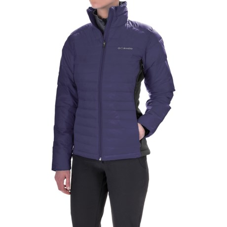 Columbia Sportswear Powder Pillow Hybrid Jacket - Insulated (For Women)