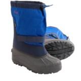 Columbia Sportswear Powderbug Plus II Winter Boots - Waterproof (For Kids)