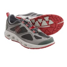 Columbia Sportswear Powervent Water Shoes (For Men) in Charcoal/Intense Red - Closeouts