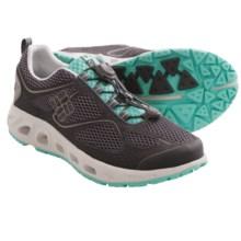 Columbia - Women's Drainmaker II - Multisport shoes - size: 11, air stream / fairytale