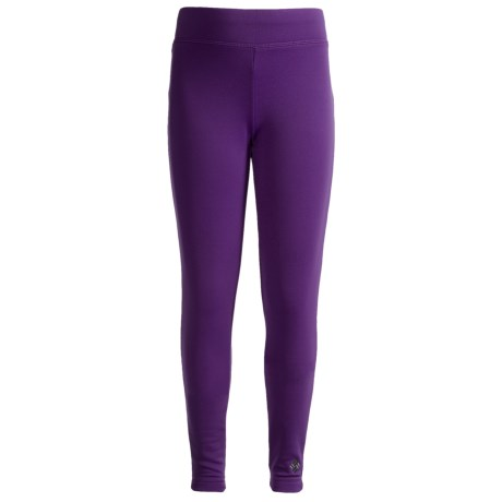 Columbia Sportswear Pretty Sweet Pants - Stretch Double Knit (For Youth Girls) in Iris Glow