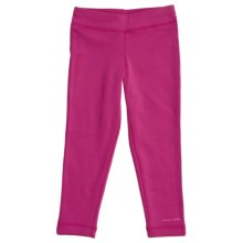 Columbia Sportswear Pretty Sweet Pants - Stretch Double Knit (For Youth Girls) in Posey - Closeouts