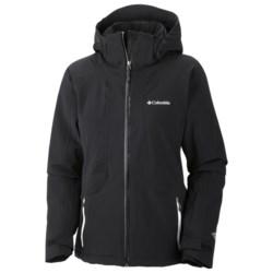 Columbia Sportswear Prima Blur Omni-Heat® Jacket - Waterproof, Insulated (For Women) in Black