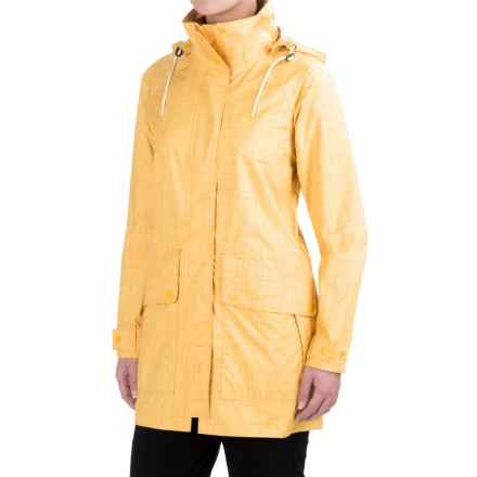 Columbia Sportswear Prodesse Omni-Tech® Rain Jacket - Waterproof (For Women) in Golden Nugget - Closeouts