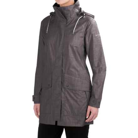 Columbia Sportswear Prodesse Omni-Tech® Rain Jacket - Waterproof (For Women) in Pulse - Closeouts