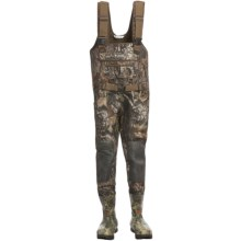 Columbia Sportswear Quad Bootfoot Waders (For Men) in Mossy Oak Break-Up - Closeouts
