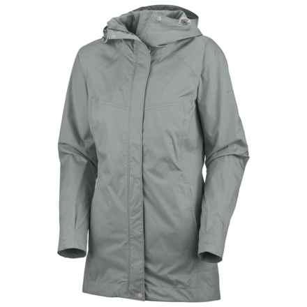 Columbia Sportswear Ramble Rain Jacket - Waterproof (For Women) in Niagra - Closeouts