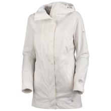 Columbia Sportswear Ramble Rain Jacket - Waterproof (For Women) in Sea Salt - Closeouts
